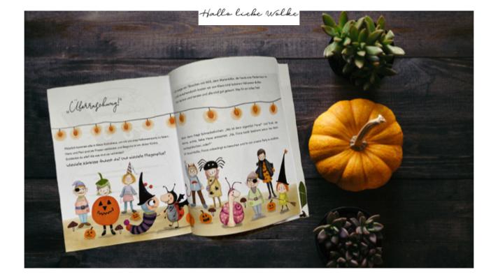Wilma Wochenwurm Halloween Party Fngerfood Kinder