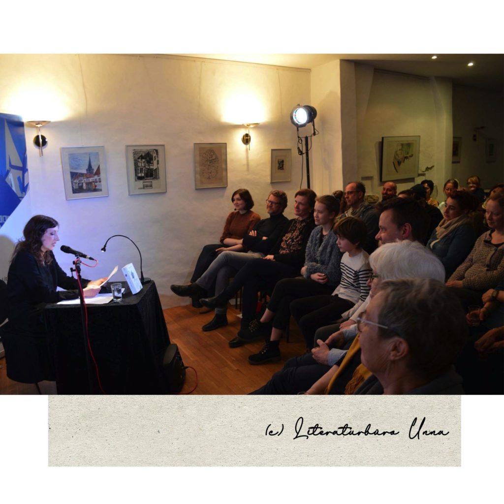 Lesung Susanne Bohne Rowohlt Verlag Literaturbüro Unna