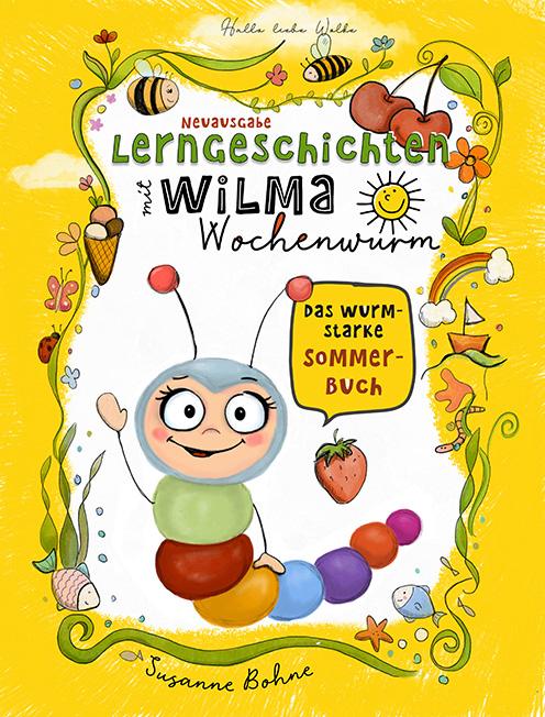 Cover Sommerausgabe Wilma Wochenwurm Neu lowres