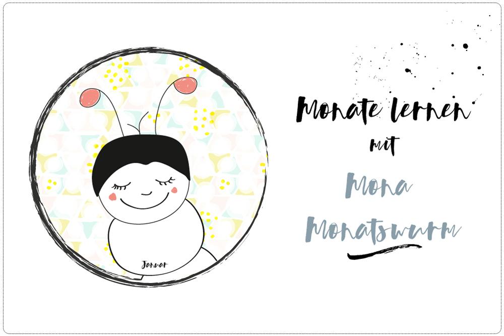 Monate lernen Lerngeschichte Kita Kindergarten