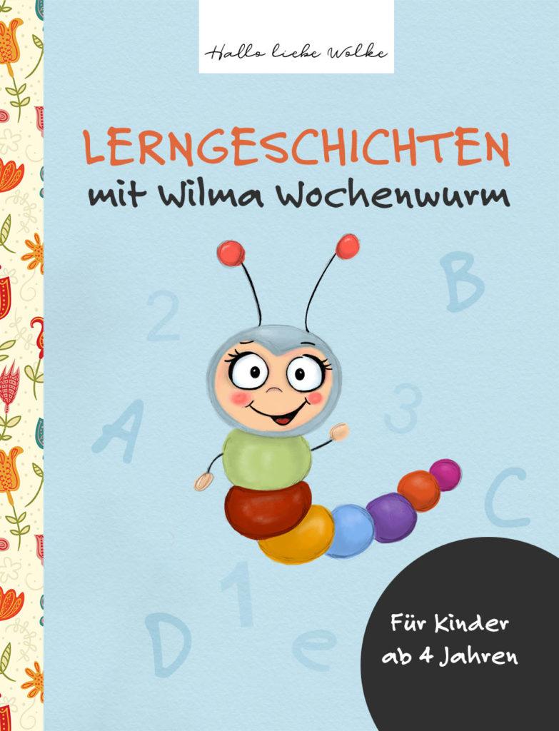 Lerngeschichten mit Wilma Wochenwurm Buch Hallo liebe Wolke_Buch