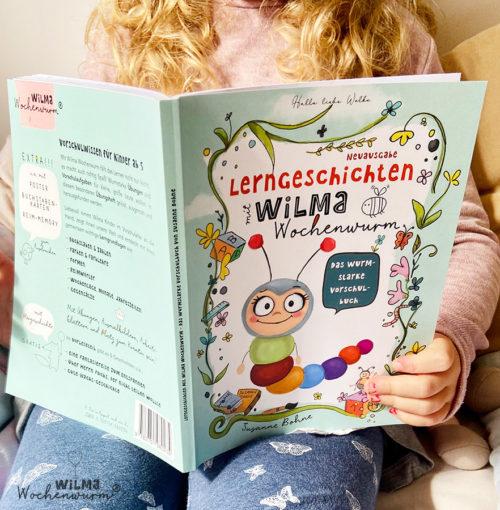 Lerngeschichten mit Wilma Wochenwurm Vorschule Kita Kindergarten Grundschule lesen vorlesen