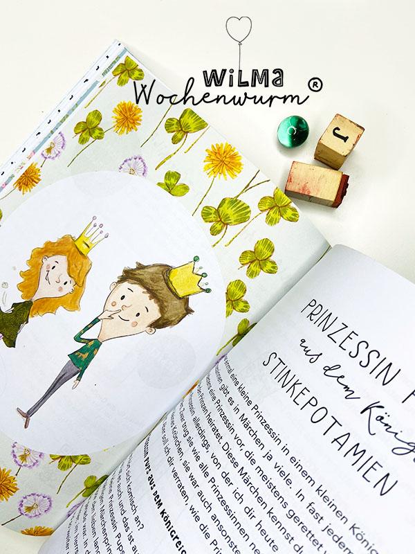 Lerngeschichten mit Wilma Wochenwurm das wurmstarke Vorschulbuch Vorlesegeschichte Prinzessin Pups Kindergarten Kita Susanne Bohnehten mit Wilma Wochenwurm das wurmstarke Vorschulbuch Vorlesegeschichte Prinzessin Pups Kindergarten Kita Susanne Bohne