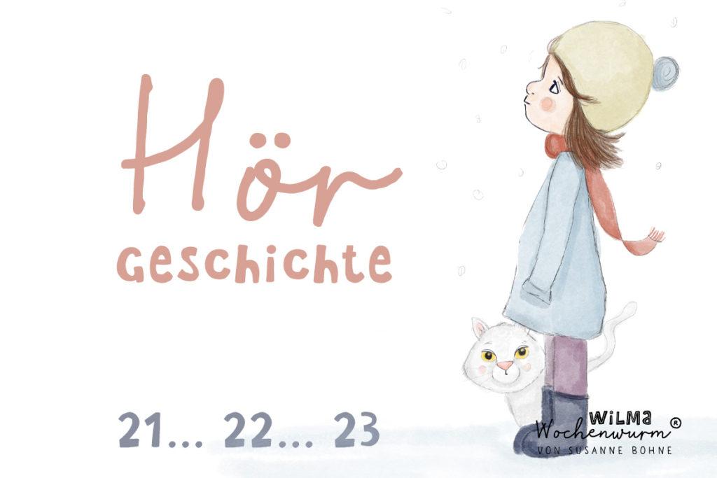 Kostenloses Weihnachts-Hörbuch für Kinder von Susanne Bohne
