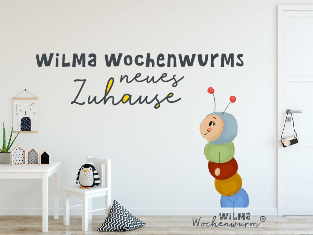 Wilma Wochenwurm Internetseite wilmawochenwurm.de Lerngeschichten