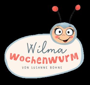 Wilma Wochenwurm Logo von Susanne Bohne