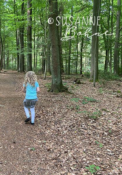 Wilma Wochenwurm Waldschatzsuche Schnitzeljagd Sommerferien